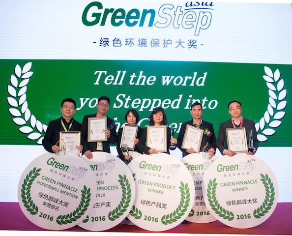 18- Greenstep Asia Awards winners