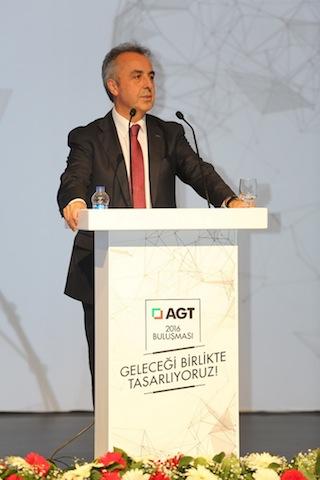 AGT Satış Pazarlama Grup Başkanı Şirzat Subaşı