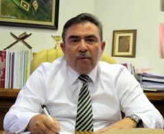 Yonga Levha Sanayicileri Derneği Başkanı Ahmet Kahraman