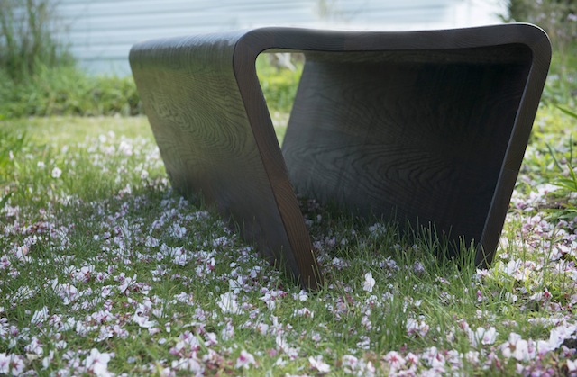 Ash Bench by Ben Percy