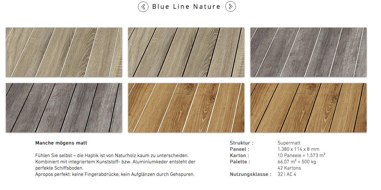 BLUE LİNE NATURE