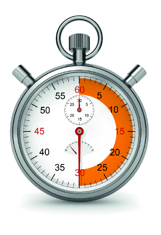 Chronometer - 30 seconden