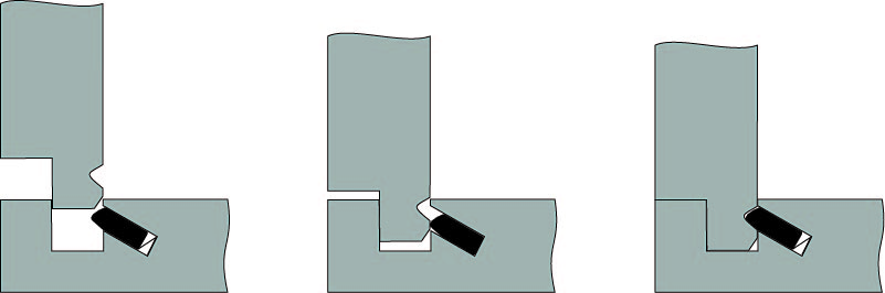 Drawing of furniture installation-01