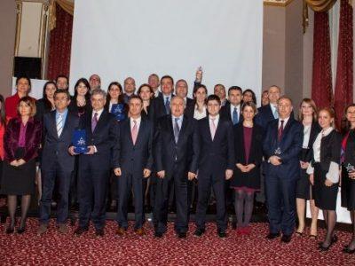 ETİKA 2012 Etik Taahhüt Plaketi