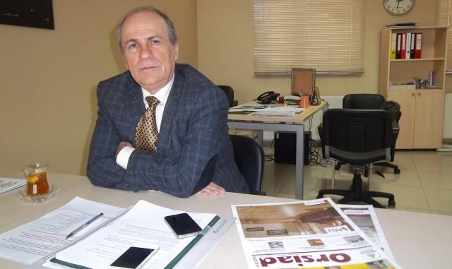 MAKSDER Yönetim Kurulu Başkanı Munis Tezbaşaran