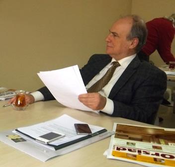 MAKSDER Yönetim Kurulu Başkanı Munis Tezbaşaran;