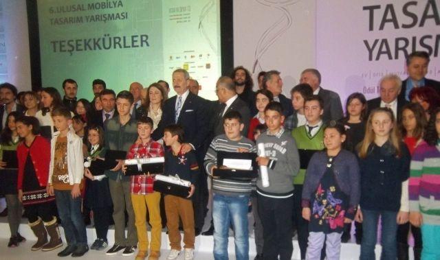 Ulusal Mobilya Tasarım Yarışması Ödülleri Sahiplerini Buldu