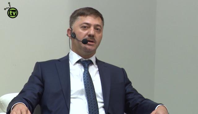 OGM Orman Genel Müdürlüğü İşletme ve Pazarlama Dairesi Başkanı Sn.Kenan AKYÜZ-1