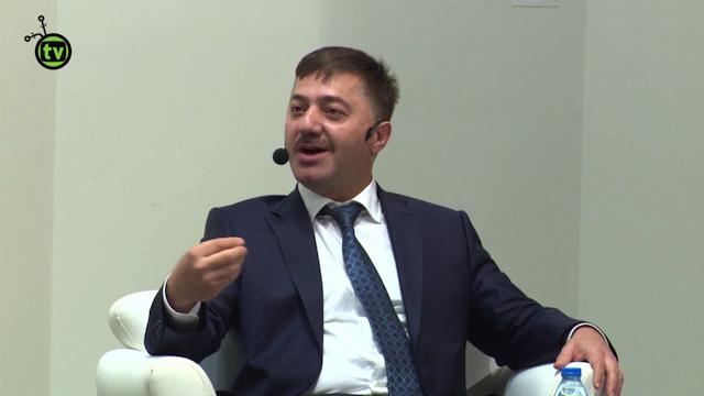 OGM Orman Genel Müdürlüğü İşletme ve Pazarlama Dairesi Başkanı Sn.Kenan AKYÜZ-9