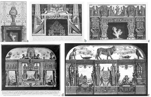 Roma Mobilya Sanatı-Kuvvet Çağı 1