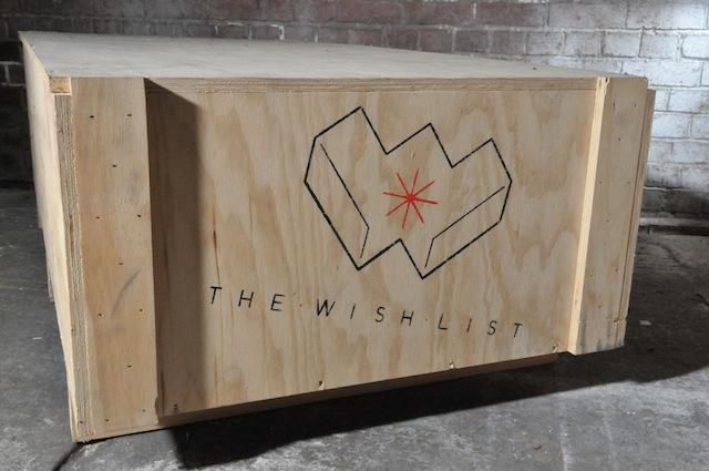 The Wish List (Photo Credit - Nigel Melling)