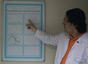 İstanbul Üniversitesi Orman Endüstri Mühendisliği bölümü öğretim üyesi Dr. Zeki Candan