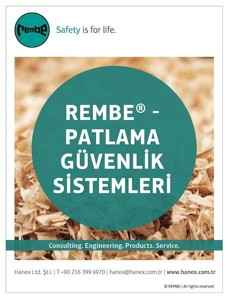 Orsiad Gazetesi AĞUSTOS / 2017 Sayısı HANEX ilanı.