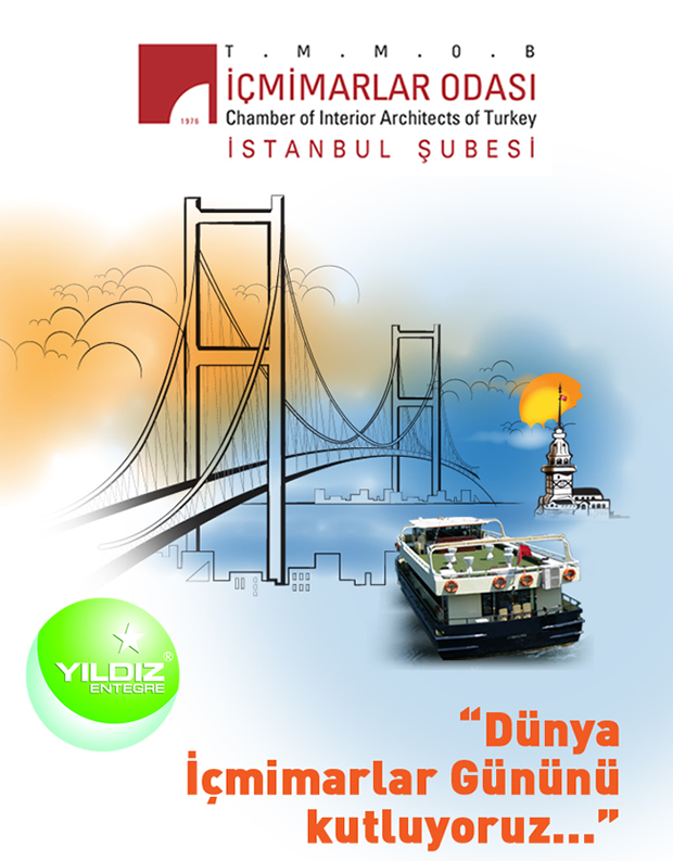 T.M.M.O.B İç Mimarlar Odası İstanbul Şubesi
