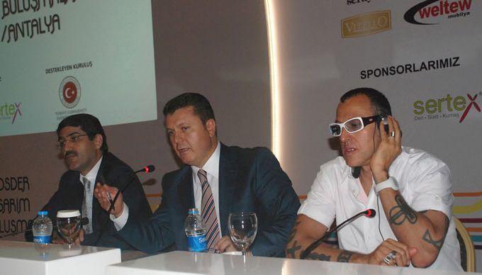 MOSDER tasarım tutkunlarını Antalya'da buluşturdu