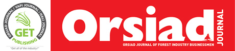 ORSIAD the Journal of Forest Industry Businessmen